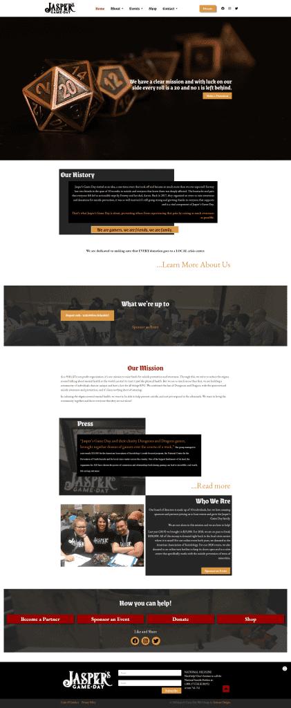 Jasper's Homepage